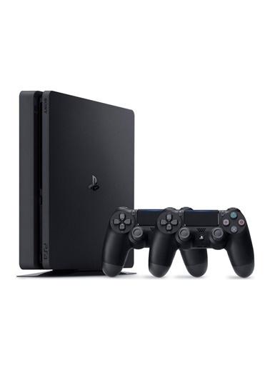 Sony Sony PS4 Slim 1 Tb Oyun Konsolu + 2. PS4 Kol Renkli